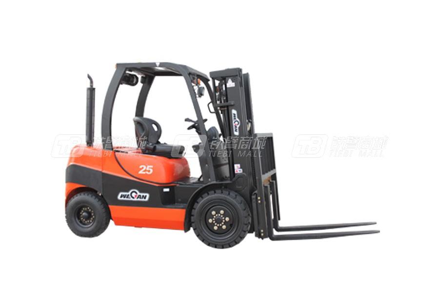 威肯CPC25G/CPCD25G机械液力柴油叉车