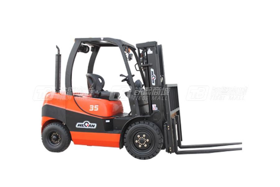 威肯CPC35G/CPCD35G内燃平衡重叉车