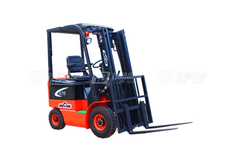 威肯CPD15J直流1.5吨电动叉车