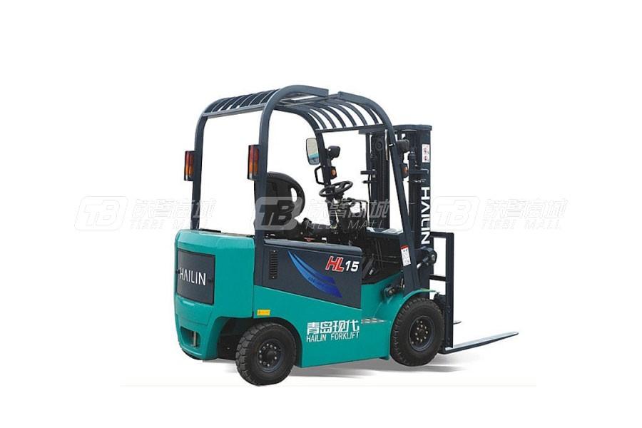 现代海麟CPD151.5吨全交流电动平衡重叉车