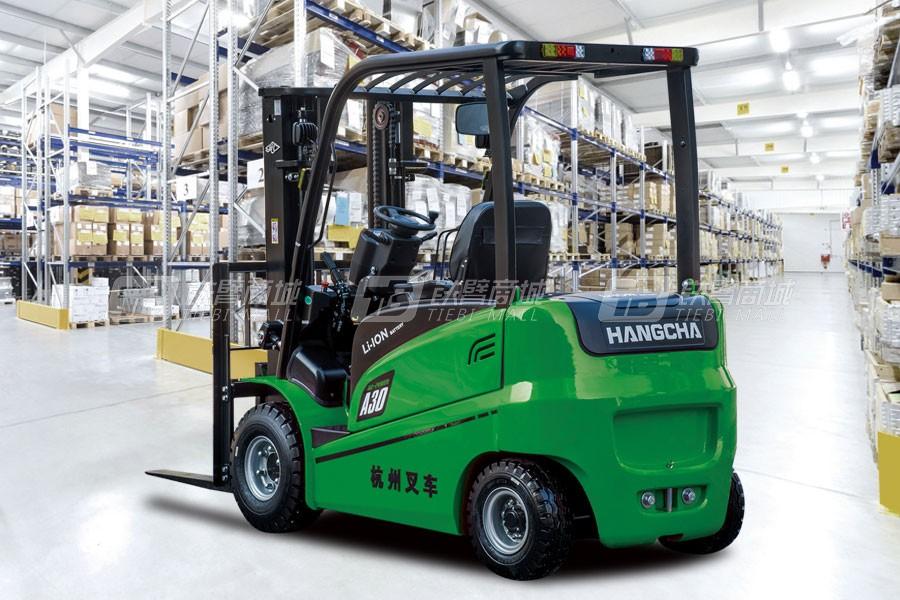 杭叉3.5吨A系列锂电池叉车