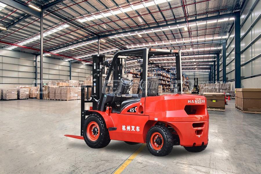 杭叉CPCD50-XRXG755吨X系列内燃叉车