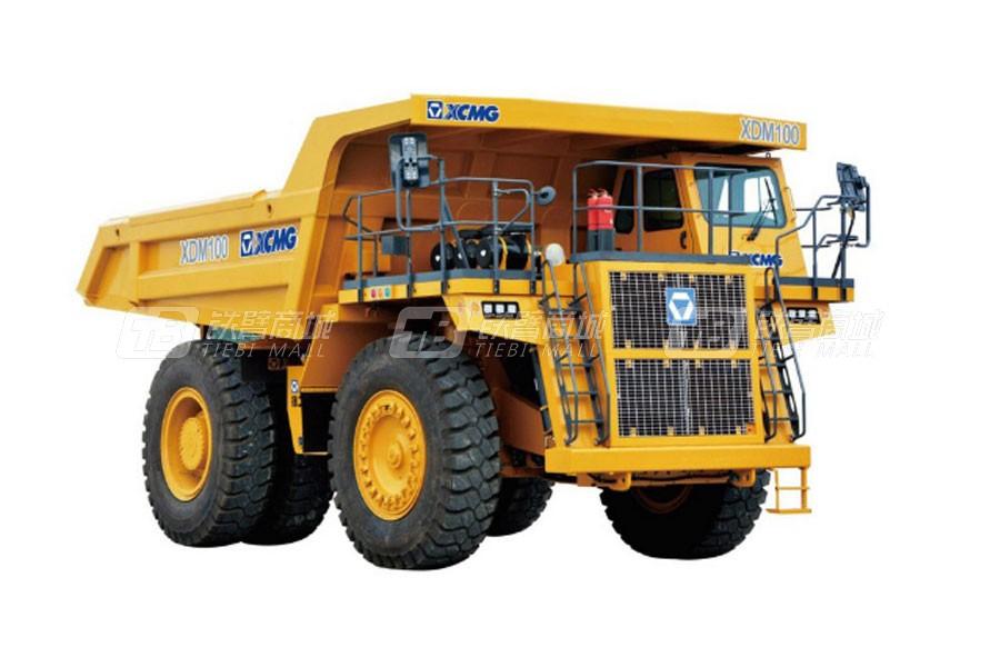 徐工XDM100刚性自卸卡车
