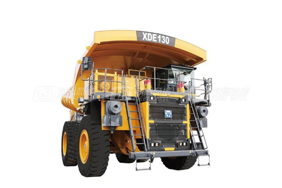 徐工XDE130刚性自卸卡车