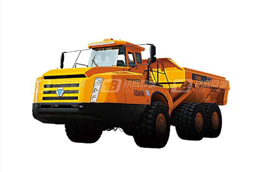 徐工XDA60E铰接式自卸卡车