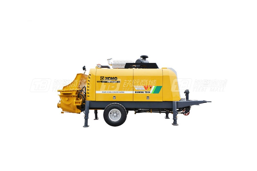 徐工HBT9018K拖式混凝土泵