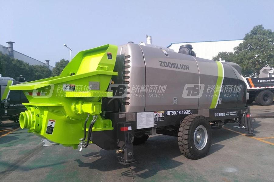 中联重科HBT90.18.186RSU混凝土输送泵