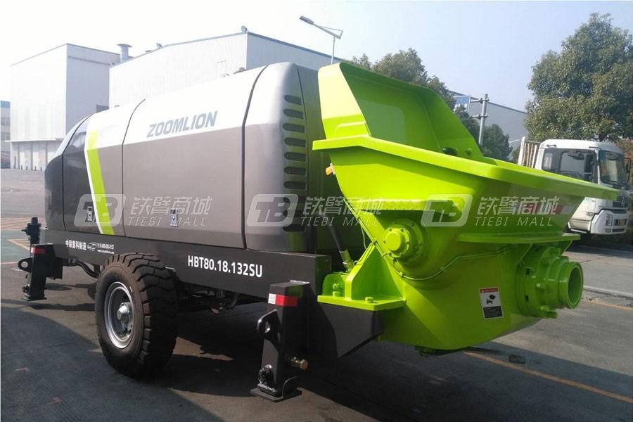 中联重科HBT80.18.132SU混凝土输送泵