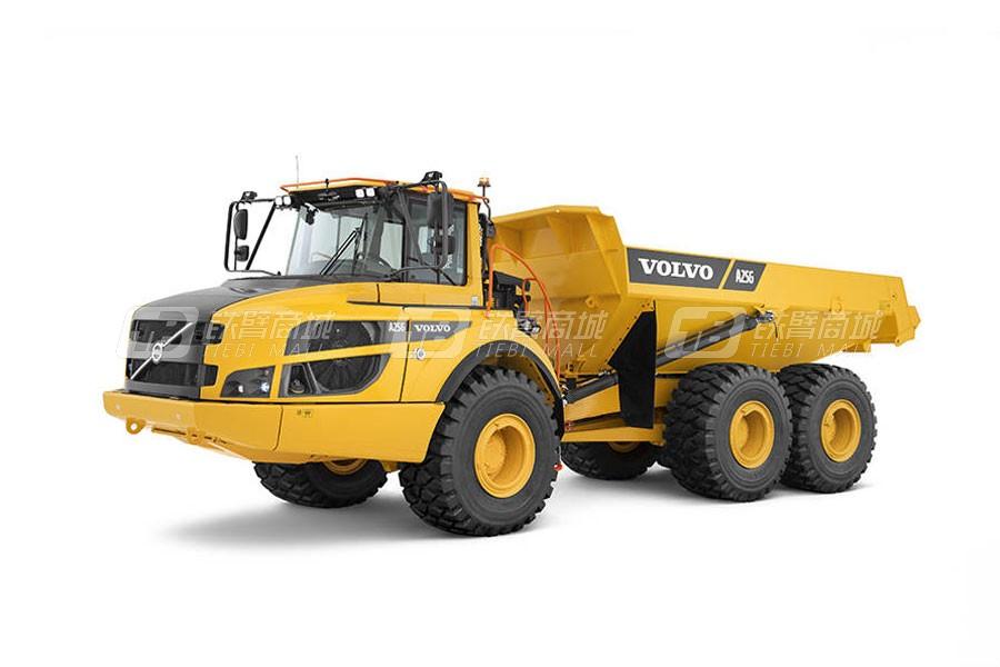 沃尔沃A25G铰接式自卸卡车