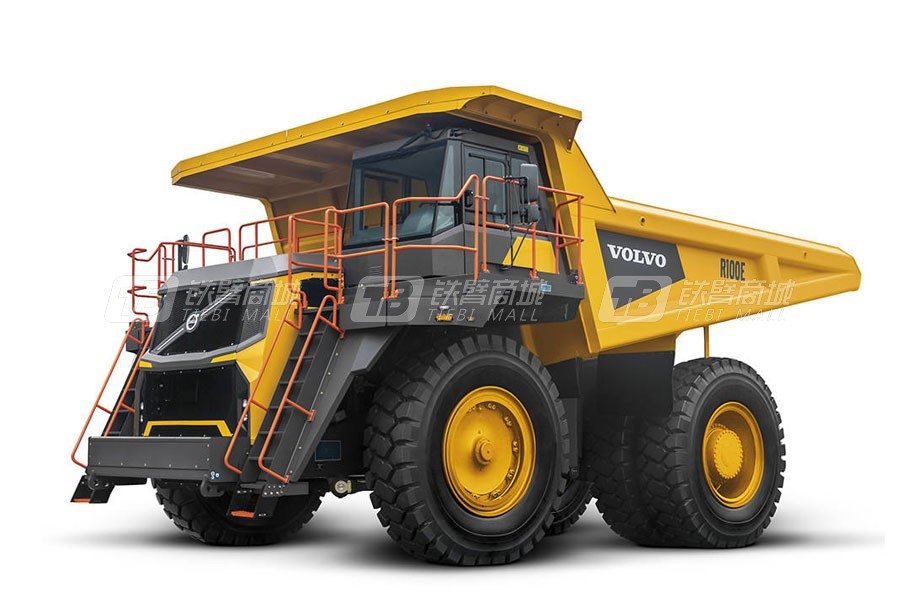 沃尔沃R100E刚性自卸卡车