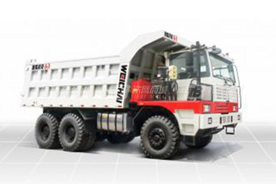 潍柴特种车YZT3632刚性自卸卡车