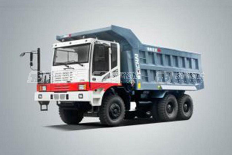 潍柴特种车YZT3A11刚性自卸卡车
