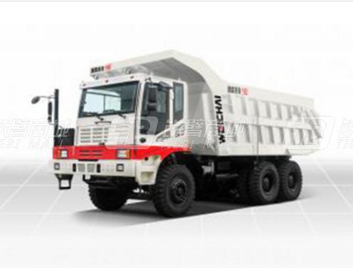 潍柴特种车YZT3880D刚性自卸卡车
