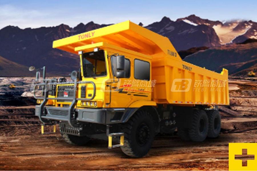 同力TL883A刚性自卸卡车