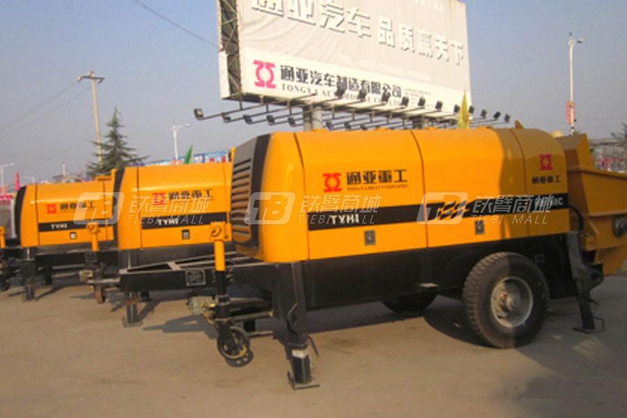 通亚汽车60拖泵拖泵
