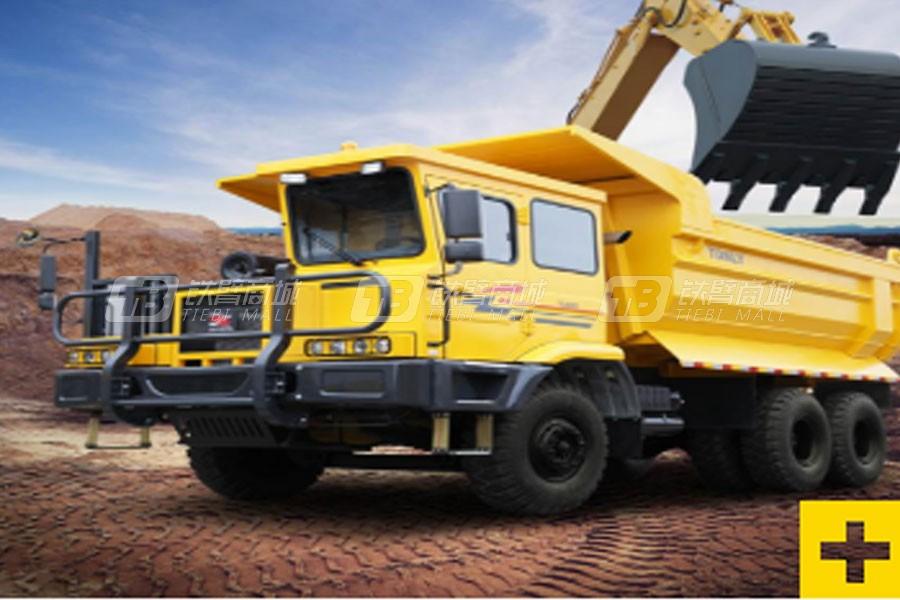 同力TL843刚性自卸卡车