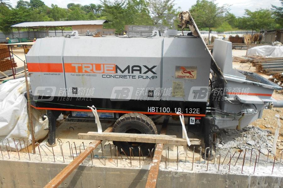信瑞重工HBT100.18.132E混凝土拖泵