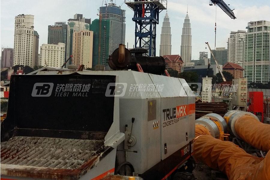 信瑞重工HBT90.23.239D混凝土拖泵