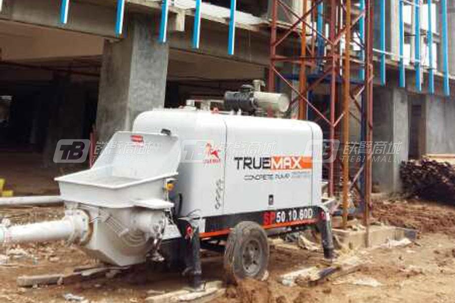 信瑞重工HBT50.10.60D混凝土拖泵