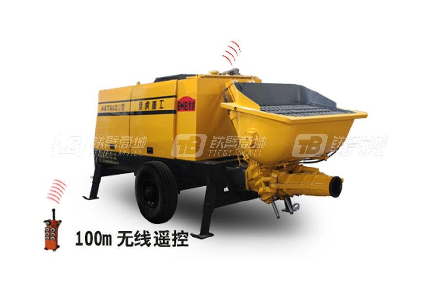 泵虎HBT60DⅢ拖泵