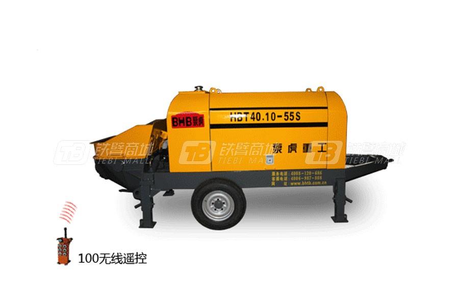 泵虎HBT40.10-55S拖泵