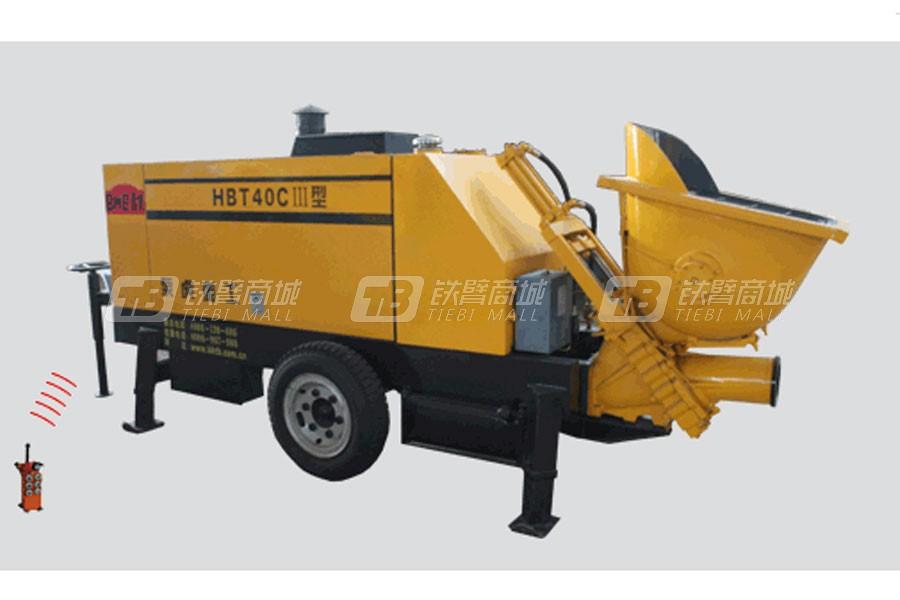 泵虎HBT40CⅢ拖泵