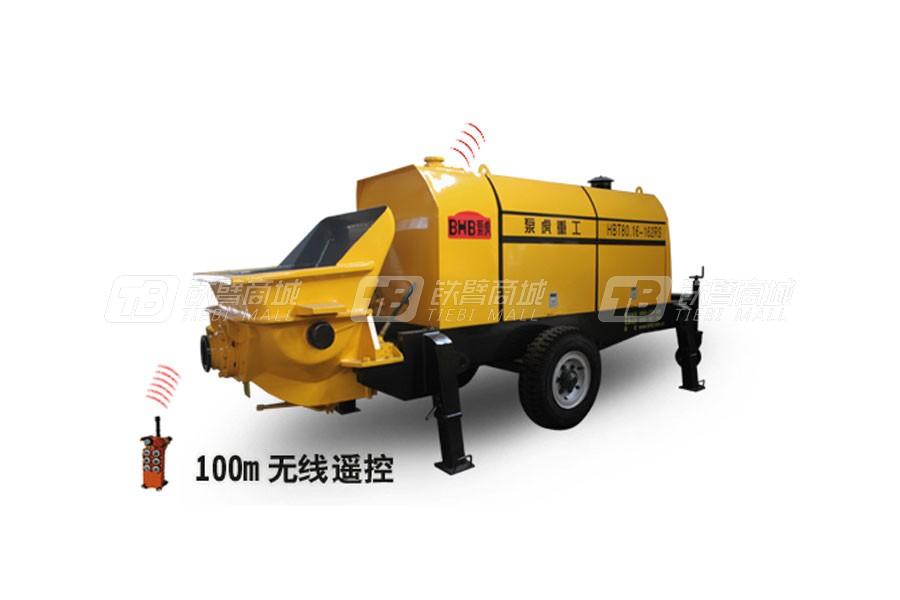 泵虎HBT80.16-173RS拖泵