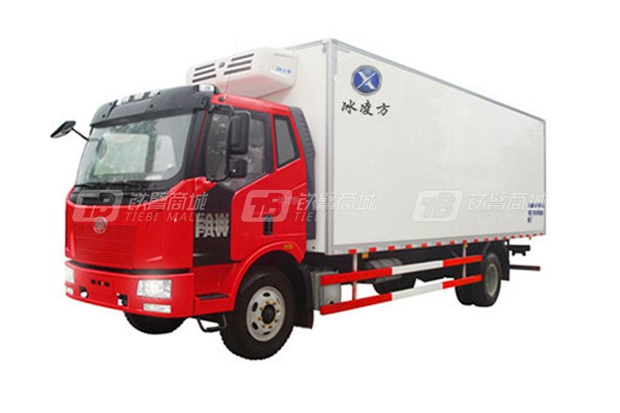 青岛雅凯QYK5162XLC5解放底盘冷藏车