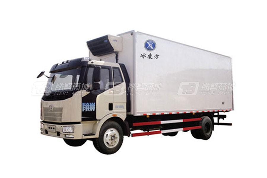 青岛雅凯QYK5160XLC5解放底盘冷藏车