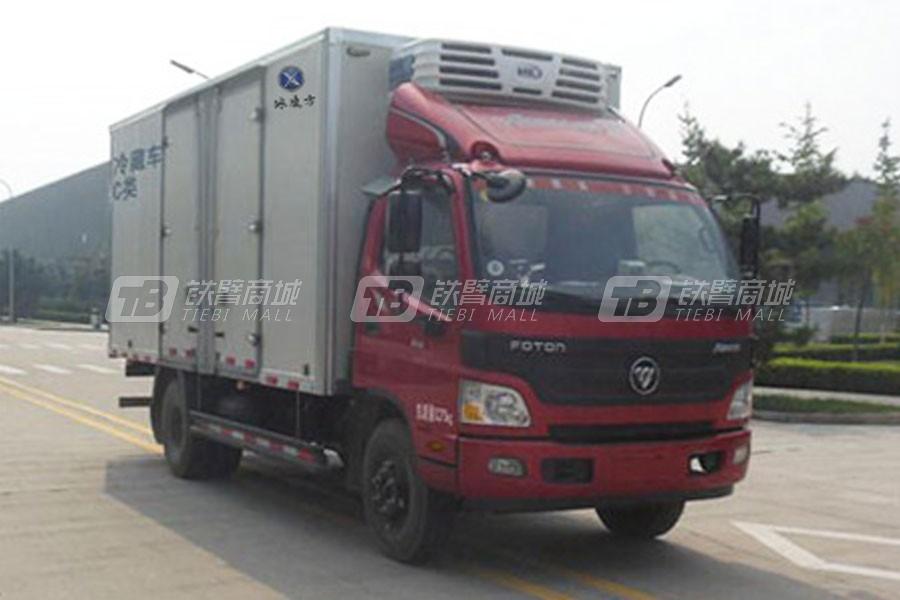 青岛雅凯BJ5089XLC-A1冷藏车