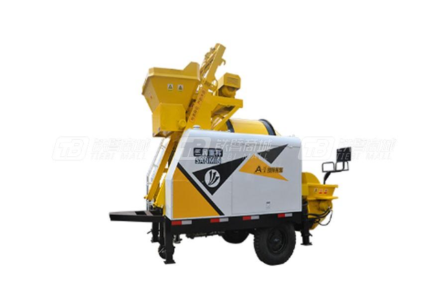 三民重科HBT30C/HBT30C-1滚筒式搅拌拖泵