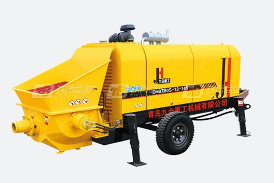 九合重工DHBT100S-21-186柴油机混凝土输送泵