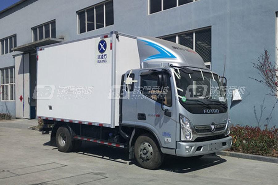 青岛雅凯BJ5045XLC-FA冷藏车