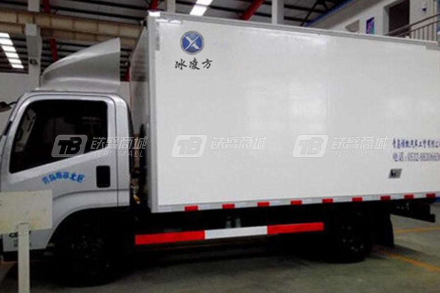 青岛雅凯JMT5041XLCXG2冷藏车