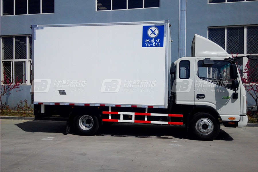 青岛雅凯HFC5043XLCP91K1C2V冷藏车