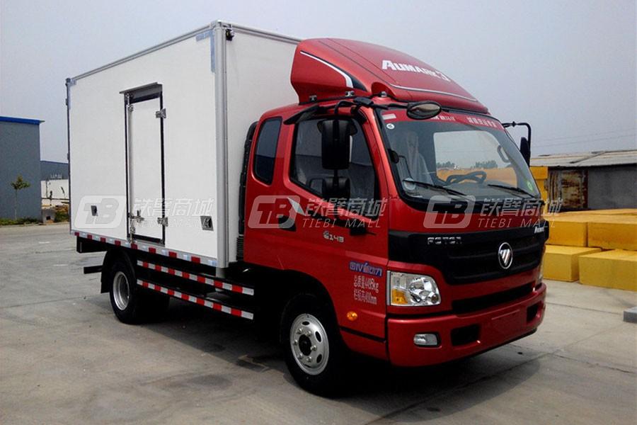 青岛雅凯BJ5049XLC-A4冷藏车