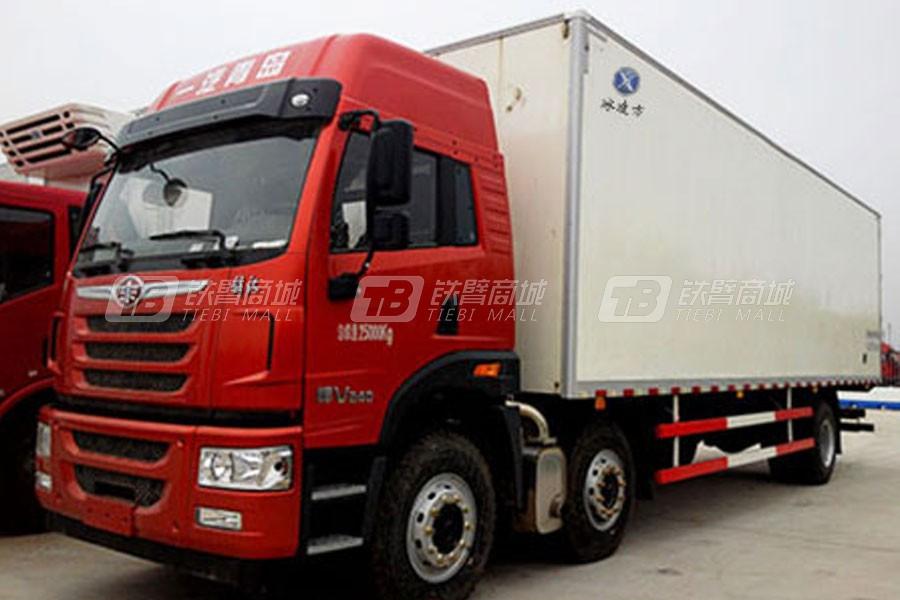 青岛雅凯BF6M1013-24E4冷藏车