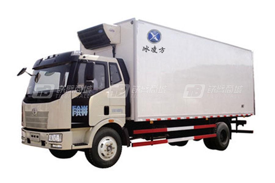 青岛雅凯QYK5160XLC5国五底盘冷藏车