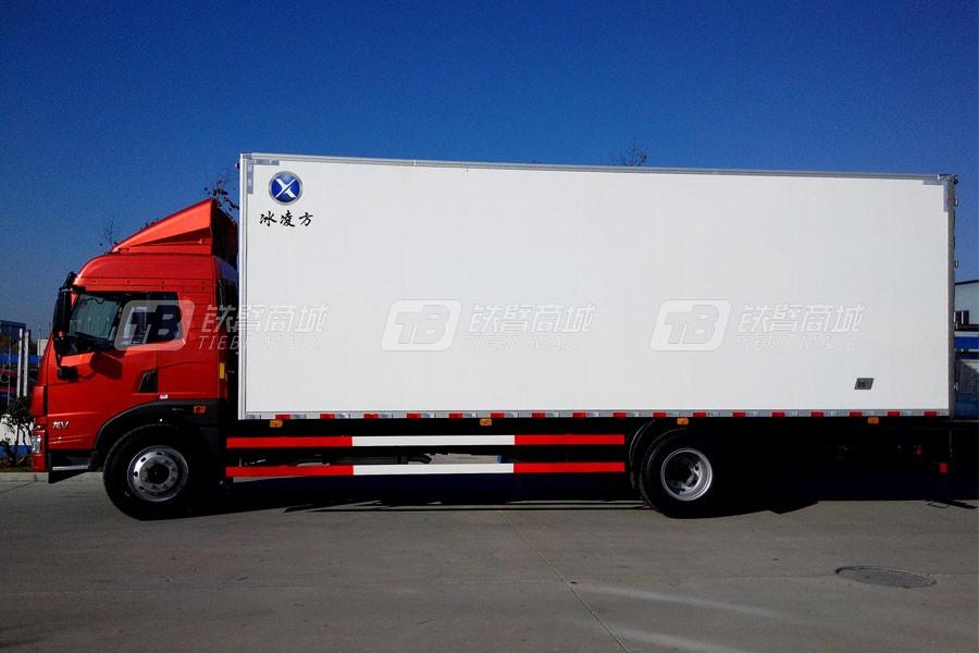 青岛雅凯BF4M2012-16E4冷藏车