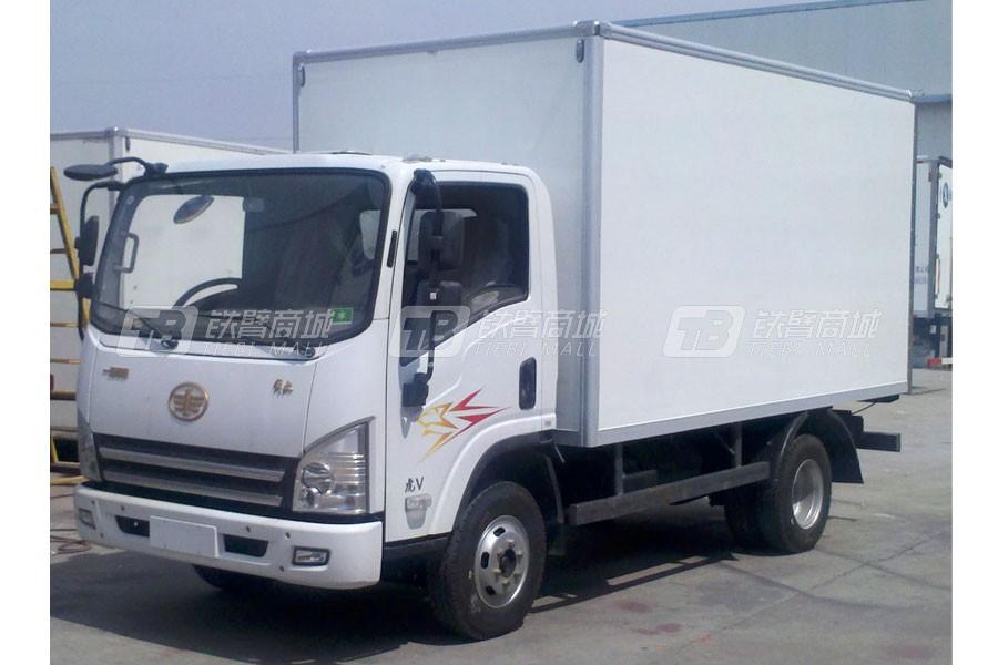 青岛雅凯QYK5041XBW冷藏车