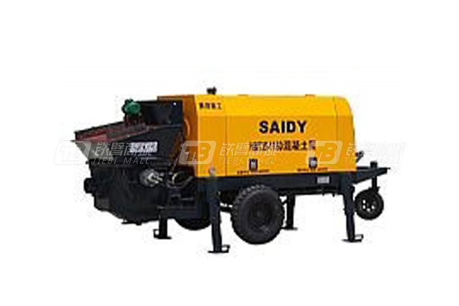 赛地重工HBT30-08SE柴油机动力混凝土泵