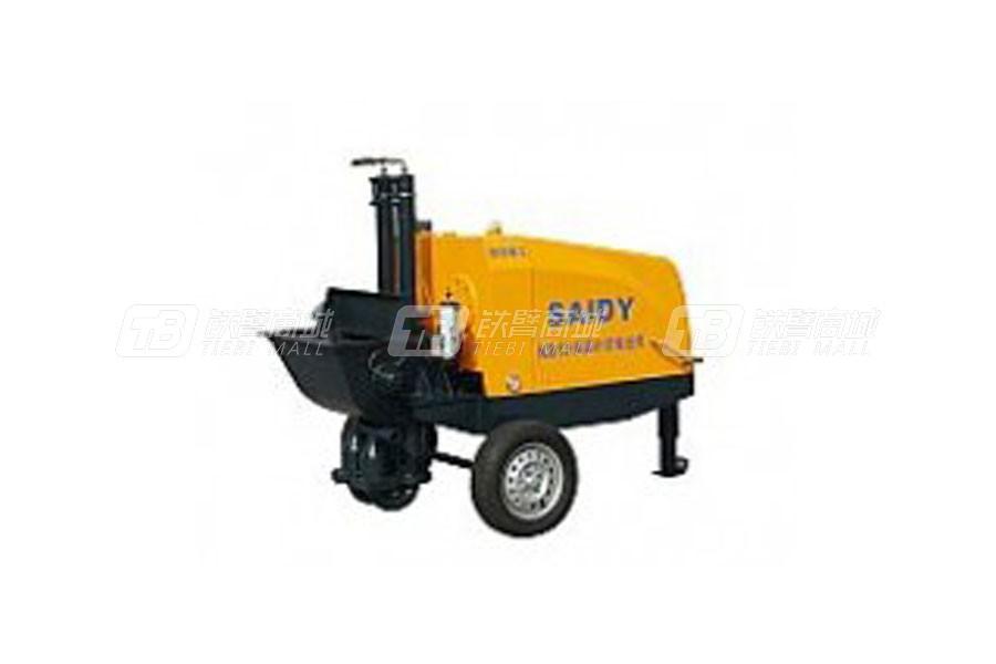 赛地HBMD40KB系列聚苯颗粒保温砂浆输送泵