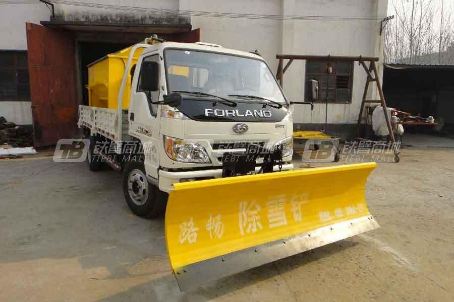路畅养护LC400RS清雪车