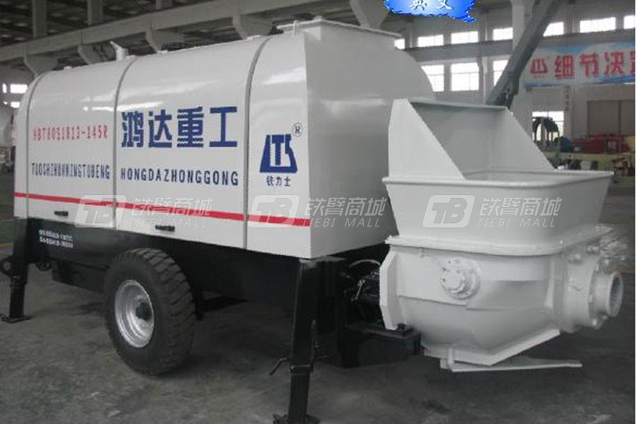 铁力士HBT80S1813-145R拖泵