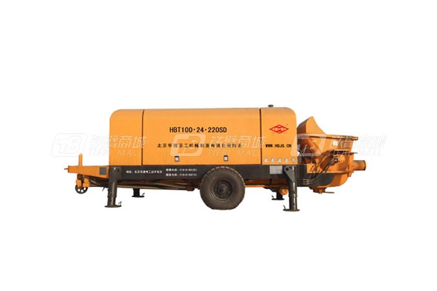华强京工HBT110.24.264SG超高层专用泵