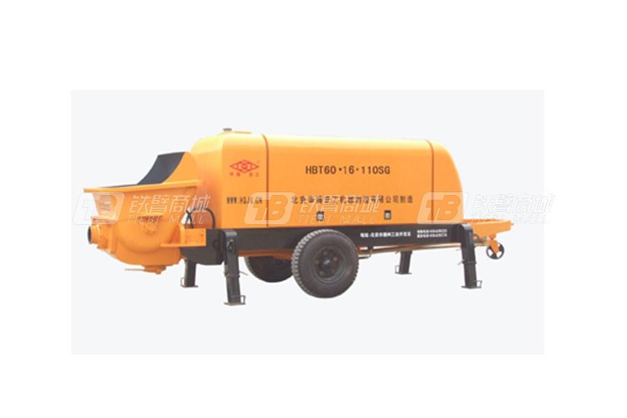 华强京工HBT80.13.90SG拖式电动机泵