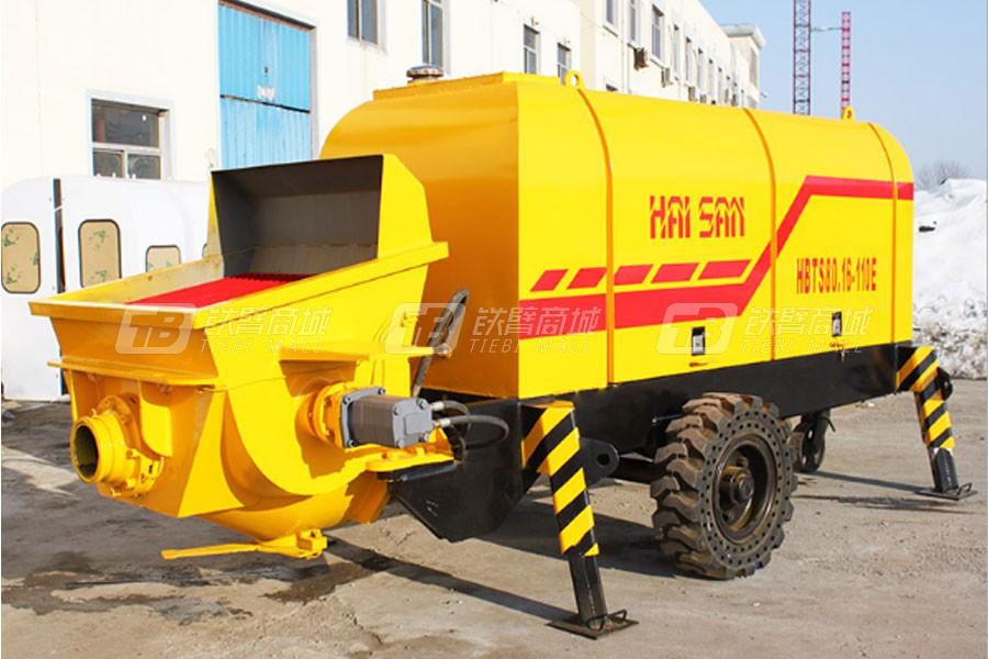 海山HBTS60.13-112DS电动机输送泵系列