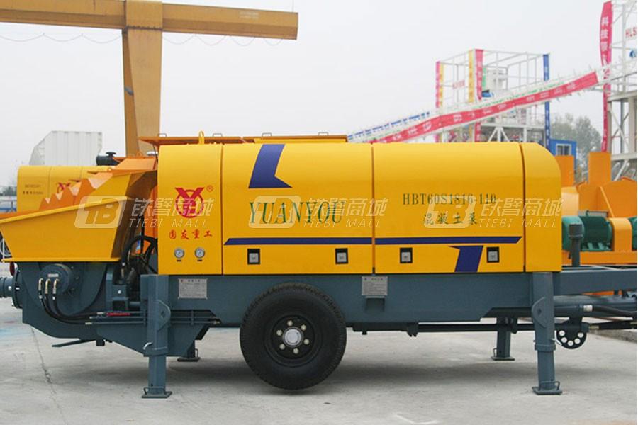 圆友重工HBTS60B.16-110拖泵