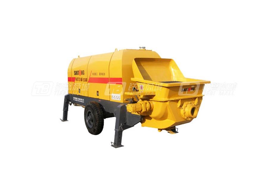 赛通重工HBTS60-13-90电动机混凝土输送泵系列