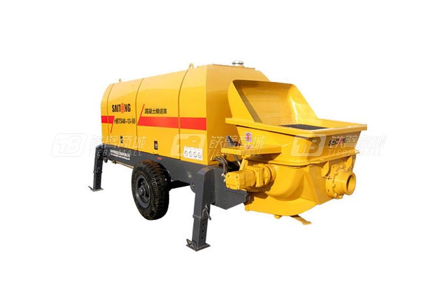 赛通重工HBTS40-13-55(电动机型)小型混凝土输送泵